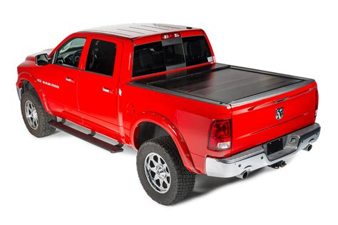 2010 2014 RollBAK G2 F 150 Raptor Retractable Tonneau Cover