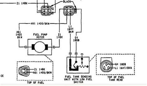 Fuel Gauge Wiring Diagram Dodge For Free