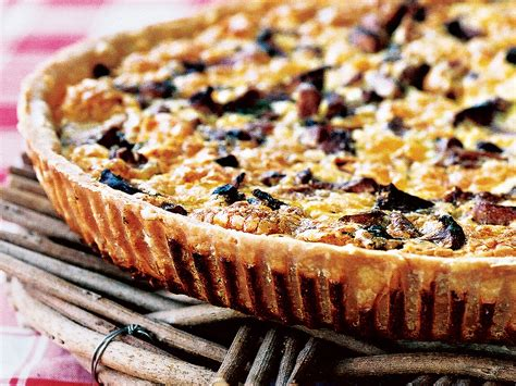 cuisine chantal and ham quiche recipe chantal leroux food wine