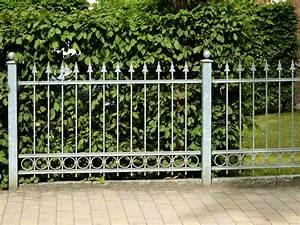 Zaunelemente Aus Metall : zaunelemente metall verzinkt gartenzaun verzinkt g nstig ~ Sanjose-hotels-ca.com Haus und Dekorationen