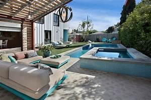 Salon De Jardin En Palette Moderne : collection de salons de jardin en palettes bricolage ~ Melissatoandfro.com Idées de Décoration