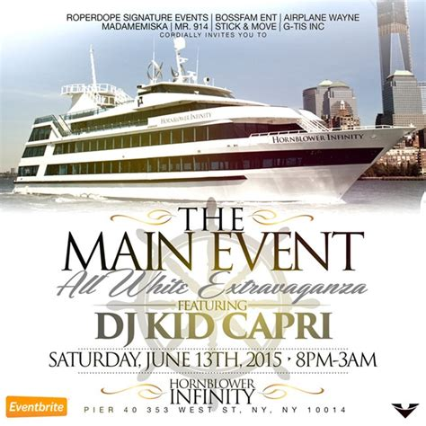 All White Affair Boat Ride Nyc by Boat Ride 171 Bomb Club Events And Nyc