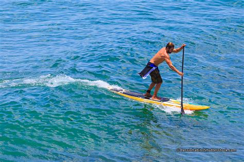 stand up paddle board surfing in bali sup and paddle