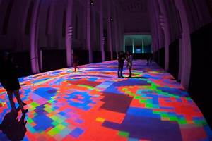 Coeur Designs Miguel Chevalier Spreads Magic Carpets 2014 Over Sacre