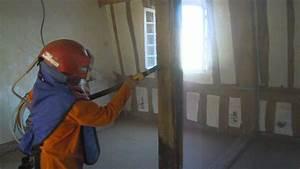 Poutre En Chene : video decapage poutre en chene youtube ~ Premium-room.com Idées de Décoration