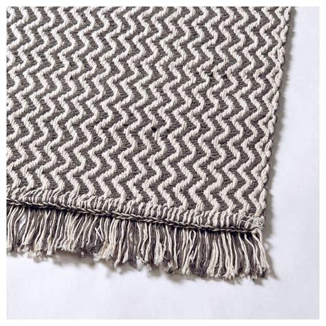 white rug ikea filskov rug flatwoven handmade grey white 170x240 cm ikea