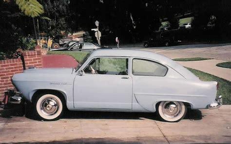 1953 Henry J Corsar 2door Coupe, Blue
