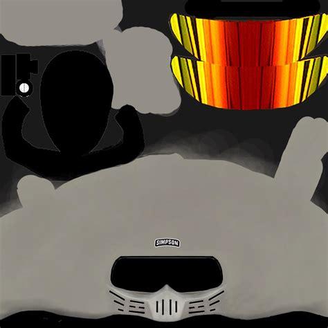 AllNew Simpson Bandit by Rodney Evans - Trading Paints