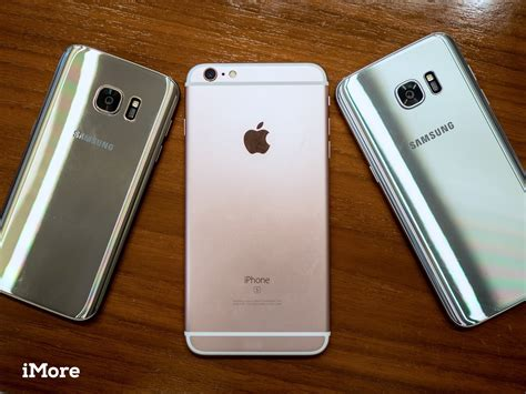 iphone 7 s should you get galaxy s7 or wait for iphone 7 imore