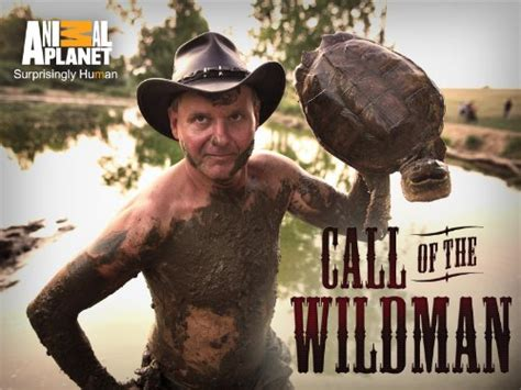 call   wildman tv series