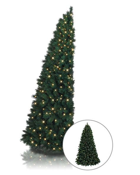 artificial corner christmas tree treetopia