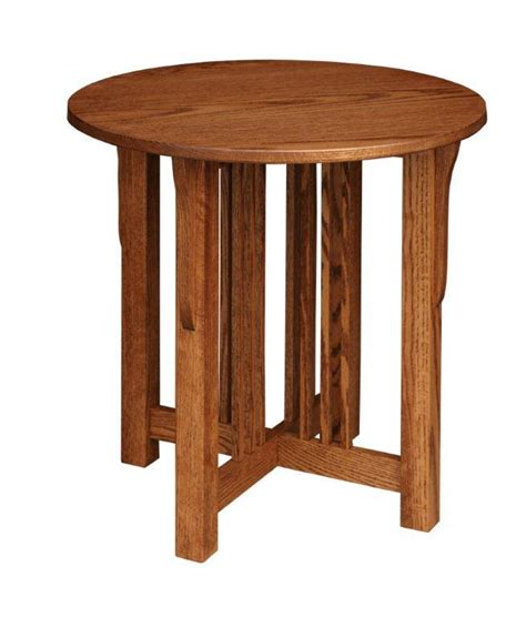 amish prairie mission end table