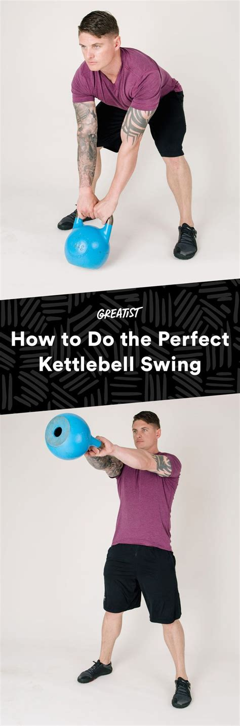 kettlebell swing perfect power greatist