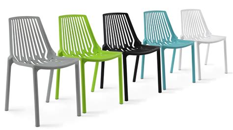chaises jardin pas cher chaise plastique jardin l 39 univers du jardin