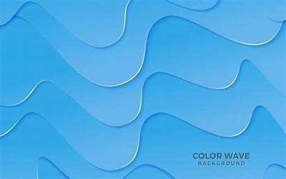 Premium Textured Projeto Ondulado Fundo Moderno Azul
