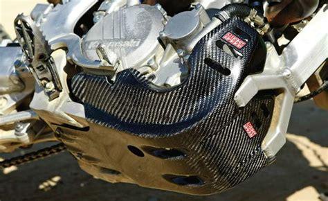 light speed carbon mxa team tested lightspeed carbon fiber kx450f glide