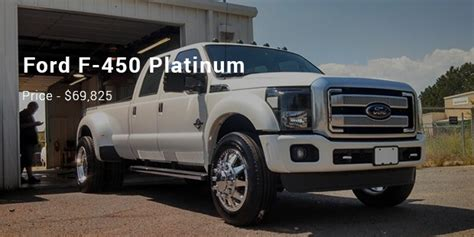 expensive trucks 14 most expensive trucks priced automobiles successstory