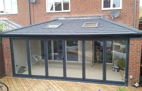 image result  bifold doors house extension design