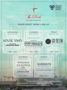 Quick Hits A Haute Guide To Doing Miami Music Week