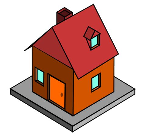 plan for house house clipart 53