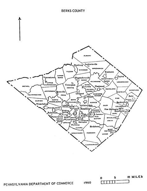 Sinking Borough Berks County Pa by Map Of Berks County Pa World Map 07
