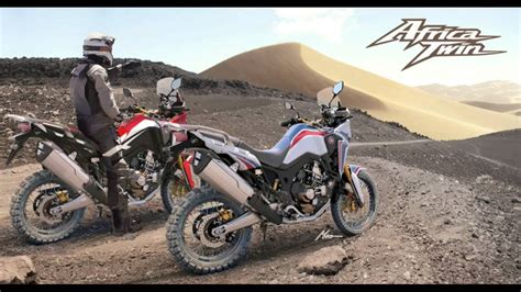 2016 Honda Africa Twin Video Review