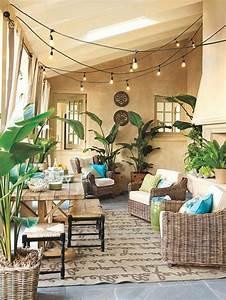 Salon En Rotin Pour Veranda : les meubles en rotin sont le th me du jour ~ Melissatoandfro.com Idées de Décoration