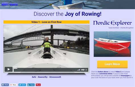 Ahoy Boats by How To Buy Recreational Rowing Boats Westport Rowing