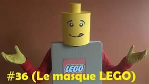 diy bricolage a faire a la maison 36 le masque lego With bricolage a faire a la maison