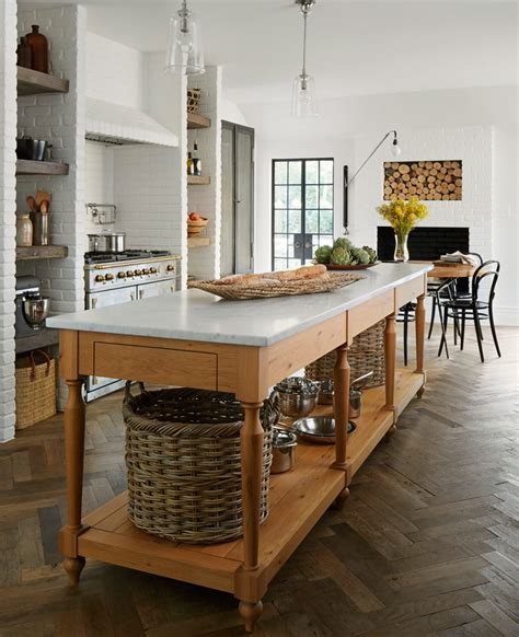 kitchen islands that look like furniture 12 great kitchen island ideas traditional home