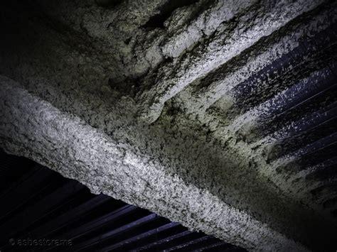 asbestos fireproofing  structural steel building