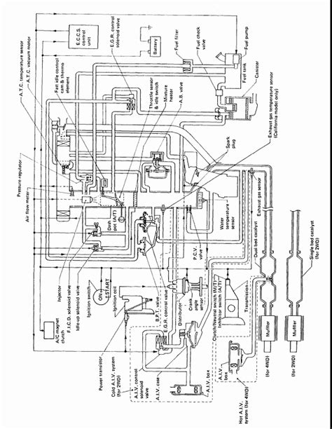 Need Vacuum Hose Diagram That Easy Read For