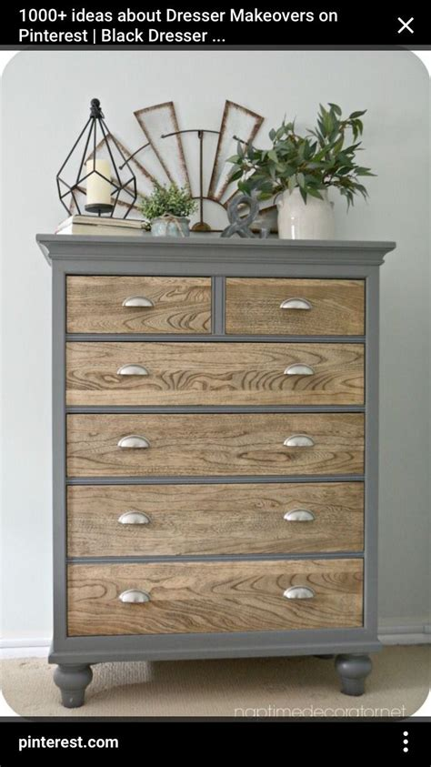 tone  wood dresser idea rustic master bedroom
