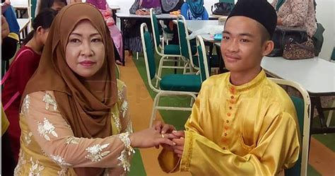 Remaja 18 Tahun Nikah Pasangan Berusia 42 Tahun Cerita