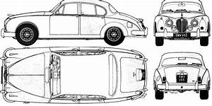car jaguar mark ii saloon 1959 the photo thumbnail image With 1950 jaguar e type