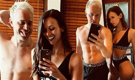 Olly Murs poses with stunning girlfriend Amelia Tank in ...