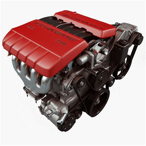 hibious car car engine 3d model by molier car free engine image for