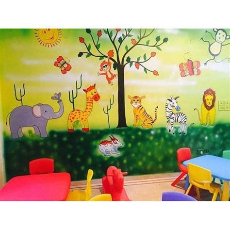 kids class room wall art painting  rs  square fit