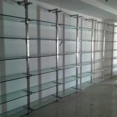Glass Rack For Shop by Metal Stainless Steel Glass Rack Rs 300 Square