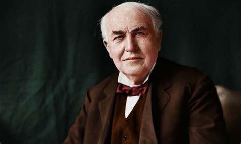 50 Frases De Thomas Edison Que Eliminaran Tus Inseguridades