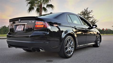 acura tl type  stage  exhaust diy stock  stage