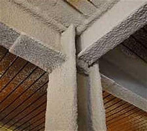 fire proofing spray foam insulation