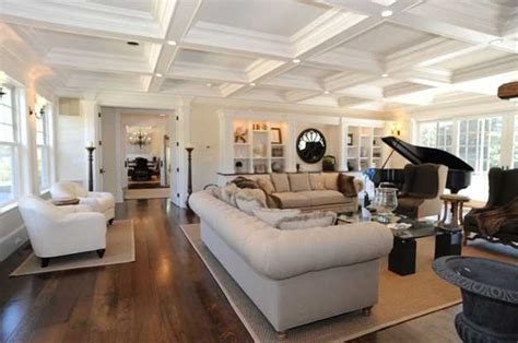bright traditional home decorating ideas blend quality wood furniture  calming room colors