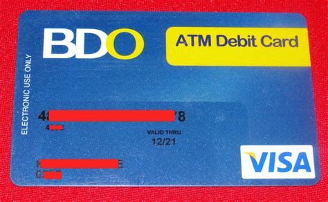 Apply for an alaska airlines visa® credit card. Requirements for Opening an ATM Account in BDO - Banking 25011