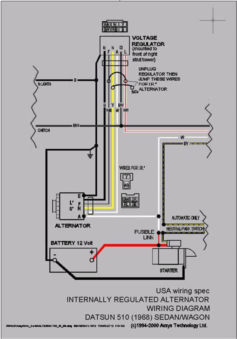 ka24de alternator wiring ka24de get free image about