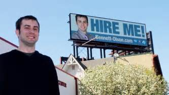 Unemployed Stormtrooper Resume by Minnesota S Desperate Hire Me Billboard Actually