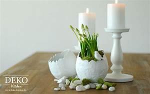 Deko Kitchen : diy osterdeko mit deko vasen aus gipsbinden deko kitchen p ques pinterest easter happy ~ A.2002-acura-tl-radio.info Haus und Dekorationen