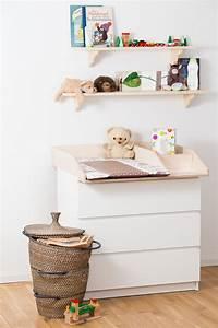 Wickelaufsatz Ikea Malm : wickelaufsatz 50 cm breite mit zus tzlichen f chern f r babyprodukte auf ikea malm kommode ~ Sanjose-hotels-ca.com Haus und Dekorationen