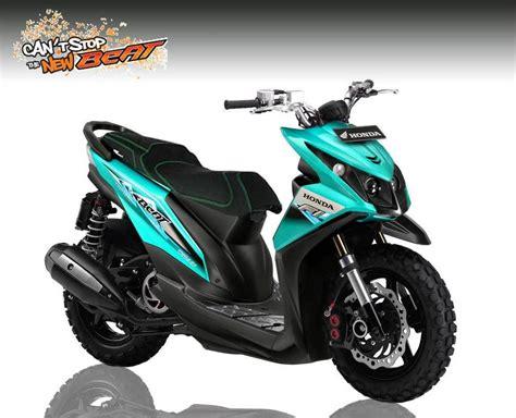 Modifikasi Motor Beat Terbaru by Modifikasi Motor Honda Beat Modifikasi Motor Terbaru