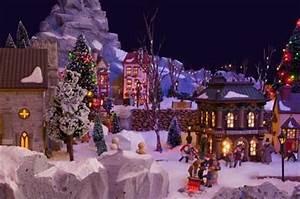 Lemax Christmas Village Miniatures LoveToKnow